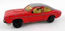 Majorette Ford Capri No.: 251 PKW 1:60 rot grau Ghia