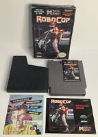 Robocop NES (Nintendo Entertainment  System 1987 ) CIB