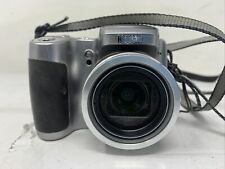 Kodak EasyShare Z740 5.0MP Digital Camera - Silver MWD4