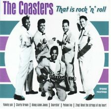 The Coasters - That is rock 'n' roll (CD)