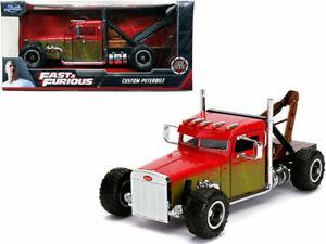 1/24 Jada Custom Truck Hobbs & Shaw Fast & Furious Neuf Boite Livraison Domicile