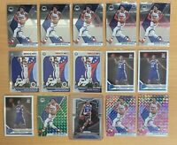 Matisse Thybulle 2019-20 Prizm rookie 15 card parallel lot Philadelphia 76ers