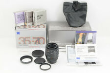 *MINT* Contax Zeiss G Vario Sonnar 35-70mm f/3.5-5.6 Black from Japan #4264