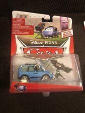 Disney Pixar Cars Deluxe Chuck Choke Cables International Card