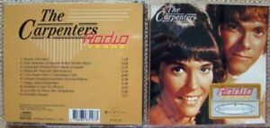 Carpenters Radio years (Royal Collection)  [CD]