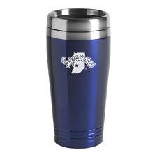 Indiana State University - 16-ounce Travel Mug Tumbler - Blue