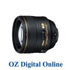 Nikon AF-S 85mm 85 mm F1.4 G f/1.4G prime Lens 1YrAuWty