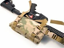 """Small Multicam Tactical Rifle Scope Crown Cover for ACOG Aimpoint 10"""""""