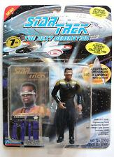 STAR TREK TNG ~ LAFORGE IN MOVIE UNIFORM Action Figure ~ Collector Series NEW