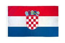 Croatia 3x5 Ft Polyester Flag Zagreb Roman Catholics Croatian Gift Country Decor