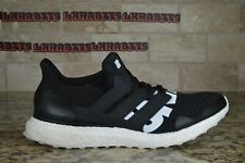 CLEAN Adidas Ultraboost UNDFTD Undefeated Black B22480 Size 10 White
