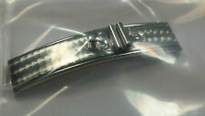 Movado Ladies/Ladies'/Women's Clasp, NEW, S/S - Spare Part/Watch Part Genuine