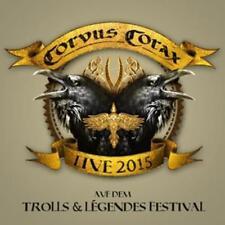 Corvus Corax - Live 2015 - Trolls & Legendes Festival - CD - Neuwertig