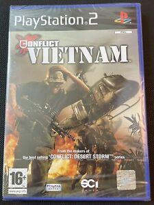 Conflict Vietnam Ps2 Game New Sealed U.K. Pal Playstation 2