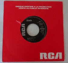 Slade mysterious Mr Jones - 45T Promo RCA French - 1985  Vinyl -VG / VG