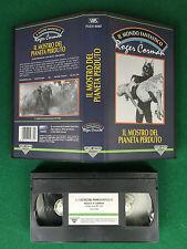VHS Fantascienza IL MOSTRO DEL PIANETA PERDUTO Roger Corman (ITA 1956) no dvd