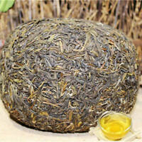 1000g Yunnan Pu-erh Tea Gold Melon Tribute Tea Raw Puerh Tuo Tea Puer Green Tea