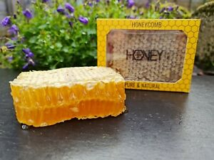 Raw Honeycomb 250gr-300gr Grams/ box , 2021 New  Harvest- ORGANIC HONEY