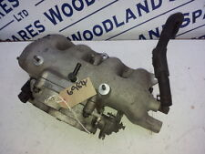 KIA SPORTAGE INLET MANIFOLD AND THROTTLE BODY 2.0 PETROL 4WD 2001 AUTOMATIC