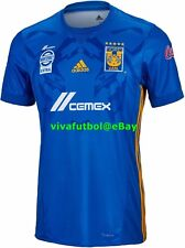a26a01d5f9d adidas Tigres UANL Away Replica Jersey Men's Blue / Collegiate Gold S