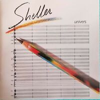 CD WILLIAM SHELLER UNIVERS Ref 3453