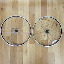 "Ritchey OCR + ROCK COMP 26"" Wheels Black Rims Marin Ovation Hubs MTB Retro"