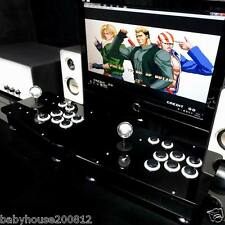 Double Fighting Stick Arcade Game Joystick USB 6 8 Buttons Street Fighter game