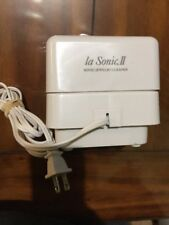 Connoisseurs La Sonic II Sonic Jewelry Cleaner In Good working condition