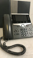 "CISCO CP-8851-K9 Unified IP Endpoint VoIP Video Phone 8800 Series 5"" w/ Stand"