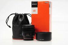 Sony ZA 85mm F1.4 Zeiss Planar T* Lens 85/1.4 A Mount SAL85F14Z             #575