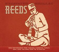 "Various - Excavated Shellac: Reeds (NEW 12"" VINYL LP)"