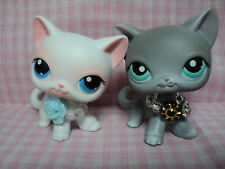 Littlest Pet Shop Handmade LPS 7pc Collars/Necklaces Accessories Great 4 Gift
