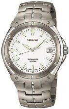 Seiko Men's Titanium Model SGEB33