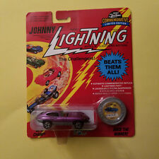 1/64 Johnny Lightning - Custom Xke Jaguar - Silver Series #E (00366)