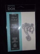 MEMORY Box elegante voluta Die-Nuovo di Zecca 98153