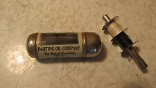 Antique Darting Oil Co. Glenwood Iowa Sewing Notions Holder