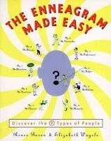 Enneagram Made Easy : Discover the 9 Types of People, Paperback by Baron, Ren...
