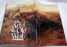 The Art of the Old West: Selections from the Gilcrease Institute VG+ HC/DJ 79581
