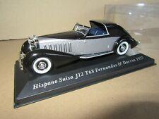 763P IXO 29 Hispano Suiza J12 T68 Fernandez & Darrin 1933 France 1:43 +Box