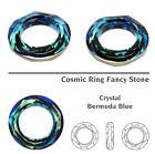 Genuine SWAROVSKI 4139 Cosmic Ring Crystals Fancy Stones  Many Sizes  Colors