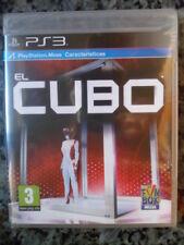 EL CUBO PS3 Nuevo precintado Estrategia Foto real En castellano in english¨