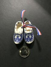 Dutch Holland Amsterdam Souvenir Clogs !!!