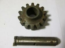 Harley Knucklehead Reverse Flathead Idler Gear And Shaft