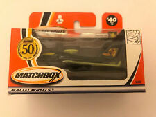 MATCHBOX Radar Jet Boat, 40/75, 50th Anniversary, BRAND NEW