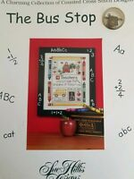 Sue Hills Designs The Bus Stop Cross Stitch A Charming Collection