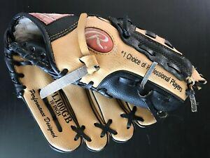 Derek Jeter NY Yankees Childs Right PLG100GB Rawlings Store Model Baseball Glove
