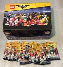 Lego Batman Series Sealed Set 20 Box Collectible Minifigures Complete CMF