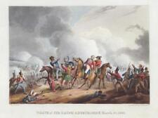 1812 Antique Print - Military SIR RALPH ABERCROMBY Battle Alexandria Egypt (6)