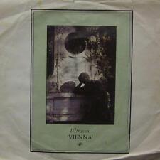 """Ultravox(7"""" Vinyl P/S)Vienna-CHS 2481-UK-VG/Ex"""