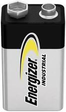 Energizer 6LR61 Industrial Battery 9V Alkaline Batteries. 033